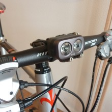 Knog NEW LIGHT !