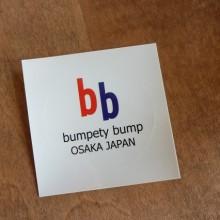 bumpety bump 再入荷!