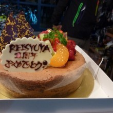 REISYUYA bicycle 1周年