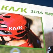 KASK 入荷 及び 2016 モデル先行予約受付開始!