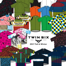 TWINSIX 2017  Fall&Winter  予約受付開始!